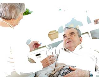 skilled nursing facility providing more therapy than long term care facility